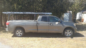 2007 Toyota Tundra Pickup Truck with Plow