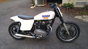 1983 XS 650 street tracker !!!!REDUCED!!!!