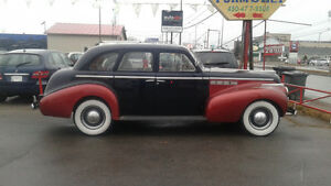 Buick special 8 1940