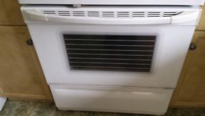 """GE 30"""" stove"""