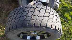 Set of used 18 inch 325's Kawartha Lakes Peterborough Area image 2