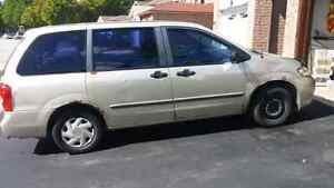 2003 Mazda MPV for Sale- As it is