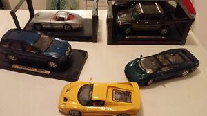 voitures modèles réduit
