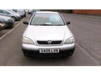VAUXHALL ASTRA 1.6 LS LOW MILES 5 DOOR TESTED READY TO GO CHEAP CLEAN CAR 1998