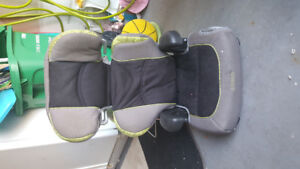 Car seat Suitable for child over 3 years