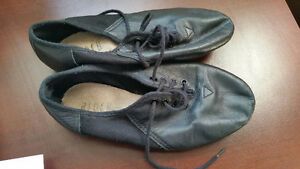 Jazz dance shoes size 1 for $15