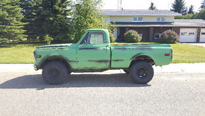 1971 GMC Shortbox.  Offers?