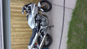Motivated to sell great street bike