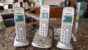 Panasonic cordless digital answering system