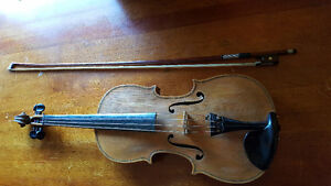 100 year old Fiddle/Violin