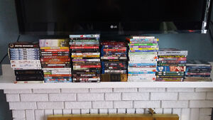 Selling my Blu Ray and DVD Collection. Something for Everyone!