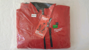 NEW Milwaukee M12 Red Heated Jacket