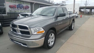 2011 DODGE RAM SLT 4X4 NEW TIRES NEW MVI ONLY.......... 109KMS