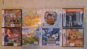 Nintendo ds and gameboy games for sale!
