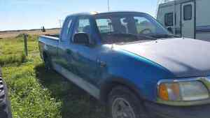1998 ford f150 parts truck
