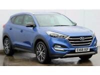 2018 Hyundai Tucson 1.7 CRDi Blue Drive Go SE 5dr 2WD DCT Auto FourByFour diesel