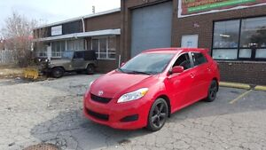 2009 TOYOTA MATRIX XR SPORT! 5PD! SUPER SHARP**2.4L** SALE
