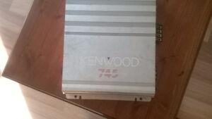 Amplificateur D'auto Kenwood 745