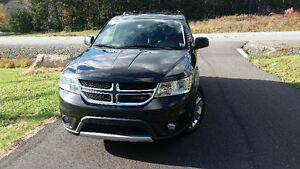 2012 Dodge Journey SUV R-T All-Wheel Drive