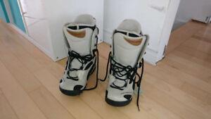 Bottes de Snowboard Salomon