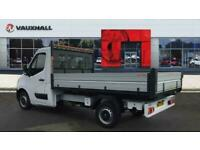 2020 Vauxhall Movano 3500 L2 Diesel Fwd 2.3 Turbo D 135ps H1 Tipper Tipper Diese