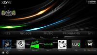 Android TV Box APPLE IPTV XBMC Kodi Netflix PPV programming