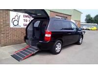 2010 Kia Sedona 2.2CRDi 1 Wheelchair Disabled Accessible Vehicle