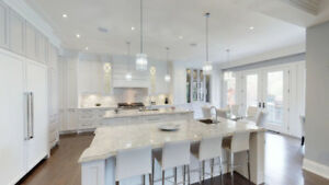 Custom Kitchen Cabinets - Factory Direct Pricing