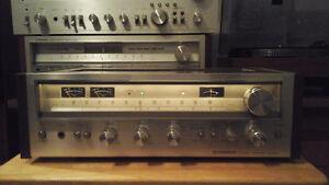 Vintage Pioneer sx 580 Receiver