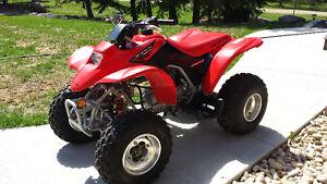 Honda TRX 250ex