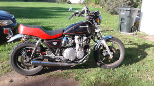 End of the summer deal 1981 kawi kz 1000 ltd