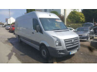 2007 Volkswagen Crafter XLWB 2.5 TDi 136 Automatic * Full S/History * NO VAT *