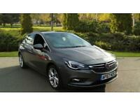 2017 Vauxhall Astra 1.0T 12V ecoFLEX SRi 5dr Manual Petrol Hatchback