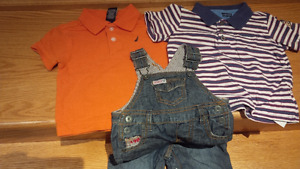 Boys Clothes, Size 12 Months