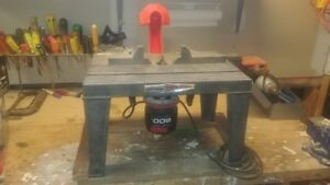 Router table buy or sell tools in ottawa kijiji classifieds craftsman router table and craftsman 600 router keyboard keysfo Gallery