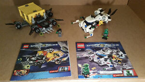 LEGO SPACE PIRATES - Used in Excellent Condition