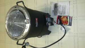 Brand new! Charbroil The Big Easy Infra red Oilless cooker