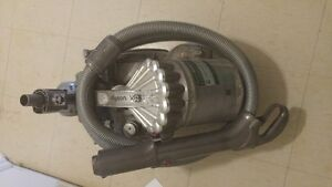 Dyson DC23 Monster Vacuum with Official Attachments