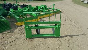 Pallet Forks, Tree Scoops Graders,Blades for SMALL JD TRACTORS