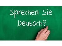 German Tutor Required - Start ASAP...