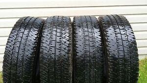 4 Pneus Michelin LTX A/T2