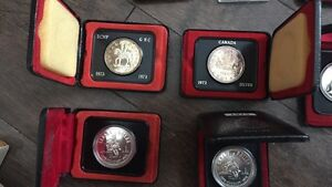collection de monnaie canadienne