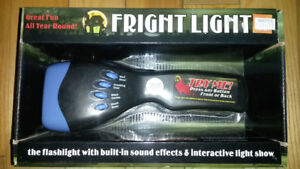 Fright Light Flashlight with sound effects