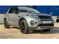 2015 Land Rover Discovery 2.2 SD4 HSE 5dr Auto SUV diesel Automatic