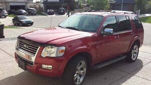 2010 Ford Explorer Limited SUV with Ford Premium Care Warranty