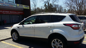 2017 Ford Escape VUS with 4 WINTER TIRES
