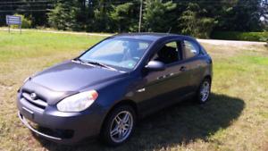 Hyundai acent 2007 a vendre  NEGO