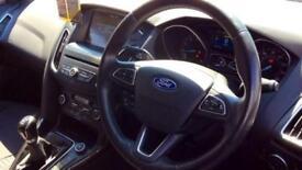 2015 Ford Focus 1.0 EcoBoost Titanium 5dr Manual Petrol Hatchback