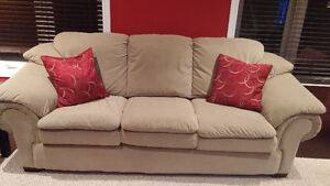 2 identical couches