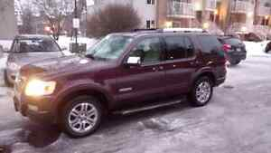 2006 ford explorer limited edition fully loaded